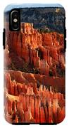Sunrise On The Hoodoos Of Bryce Canyon National Park IPhone X Tough Case