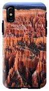 Sunrise On The Hoodoos Of Bryce Canyon IPhone X Tough Case