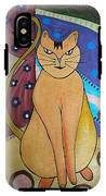 Super-cat IPhone X Tough Case
