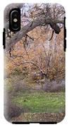 Sycamore Grove Fall IPhone X Tough Case
