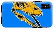 T-rex Graphic IPhone X Tough Case