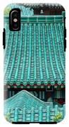 Temple Roofs IPhone X Tough Case