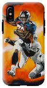 Terrell Davis II IPhone X Tough Case