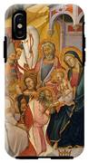 The Adoration Of The Magi IPhone X Tough Case