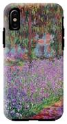 The Artists Garden At Giverny IPhone X Tough Case