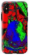 The Blue Pear IPhone X Tough Case