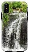 The Botanic Waterfall  IPhone X Tough Case