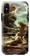 The Cave Of The Storm Nymphs IPhone X Tough Case