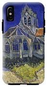 The Church At Auvers IPhone X Tough Case