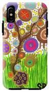 The Circle Tree IPhone X Tough Case