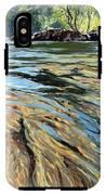 The East Dart River Dartmoor IPhone X Tough Case