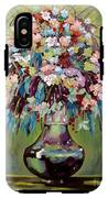 The Empty Vase IPhone X Tough Case