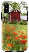 The Farmhouse IPhone X Tough Case