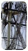The Friendship Of Salem Tall Ship  In Salem Massachusetts Usa IPhone X Tough Case