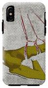 The Hanging Girl I IPhone X Tough Case