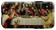 The Last Supper IPhone X Tough Case