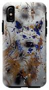 The Lone Wolf  Canis Lupus IPhone X Tough Case