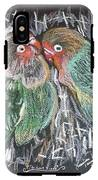 The Love Birds IPhone X Tough Case