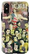 New Yorker June 27th, 1994 IPhone X Tough Case