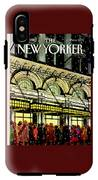 The New Yorker Cover - January 18th, 1988 IPhone X Tough Case