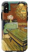 The Night Cafe IPhone X Tough Case