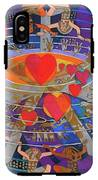 The Nine Lives Of The Heart IPhone X Tough Case