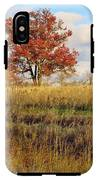 Red Oak Under November Skies IPhone X Tough Case