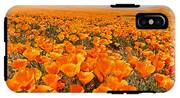 The Poppy Fields - Antelope Valley IPhone X Tough Case