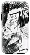 The Scream - Picasso Study IPhone X Tough Case