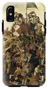 The St Martin's Day Kermis IPhone X Tough Case