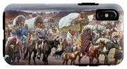 The Trail Of Tears IPhone X Tough Case