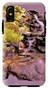 The Water Falls IPhone X Tough Case