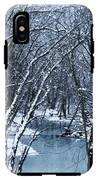 The Winter Stream  IPhone X Tough Case