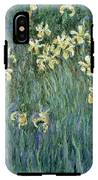 The Yellow Irises IPhone X Tough Case
