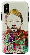 Thom Yorke IPhone X Tough Case