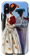 Three African Women IPhone X Tough Case