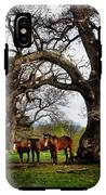 Three Under A Tree IPhone X Tough Case