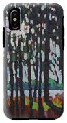 Through The Opinicon Forest IPhone X Tough Case