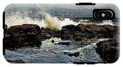 Tide Coming In IPhone X Tough Case