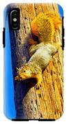 To Squirrels And To Me IPhone X Tough Case