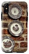 Tiole Plates IPhone X Tough Case