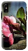 Treasures From The Garden IPhone X Tough Case