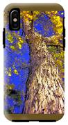 Tree In Motion IPhone X Tough Case
