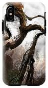 Treeman IPhone X Tough Case