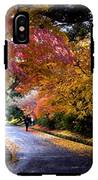 Trees In Japan 1 IPhone X Tough Case