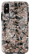 Trees In The Leaves IPhone X Tough Case
