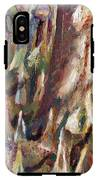 Trees With Knees IPhone X Tough Case