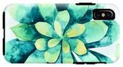 Tropical Flower  IPhone X Tough Case
