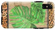 Tropical Palms 2 IPhone X Tough Case
