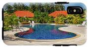 Tropical Paradise IPhone X Tough Case